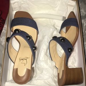 Christian Louboutin Shoes - Denim shoes